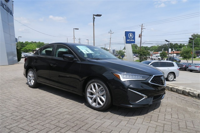 Pre-Owned 2019 Acura ILX Base