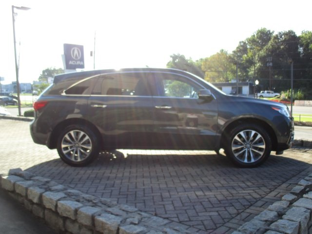 Pre-Owned 2016 Acura MDX Technology Package 3.5L