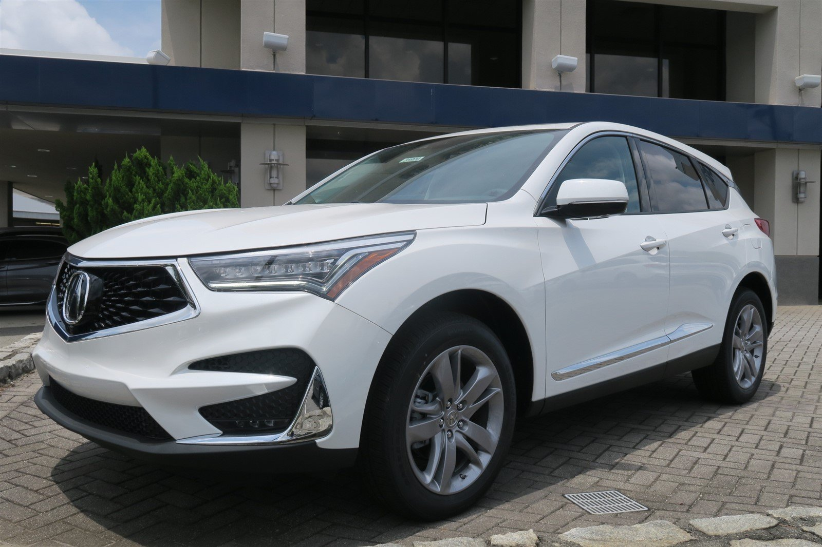 New 2020 Acura RDX SH-AWD with Advance Package Sport ...