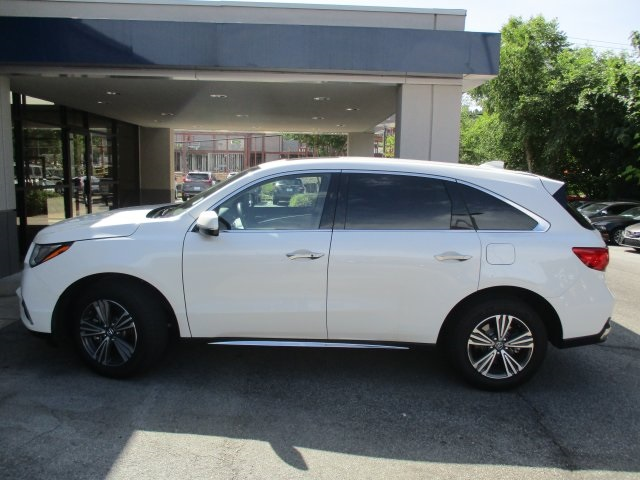 Certified Pre-Owned 2018 Acura MDX Base
