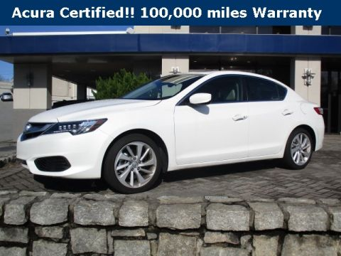 Pre-Owned 2018 Acura ILX Technology Plus