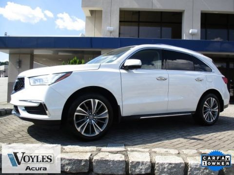 Pre-Owned 2017 Acura MDX Technology Package 3.5L
