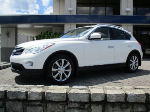 Pre-Owned 2013 INFINITI EX37 Journey